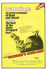 The Mummy S Shroud 1967 Full Movie. In 1920 an archaeological expedition discovers the tomb of an ancient Egyptian child prince. Returning home with their discovery, the expedition members soon find themselves being killed ...
