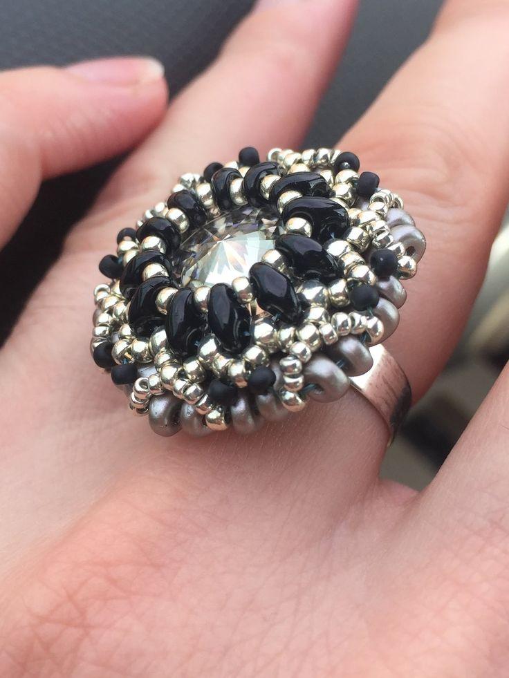 DIY Video Tutorial anello Sefora e incastonatura base anello