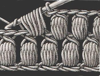 Heirloom Crochet - Vintage Crochet Stitches - Very cool site!