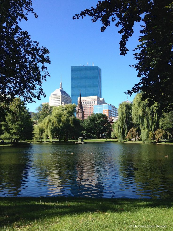 Top 15 Reasons to Visit Boston [Brittany from Boston]