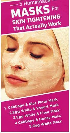 Try Once This 6 Natural Skin Tightening Face Masks at Home – Medi Idea