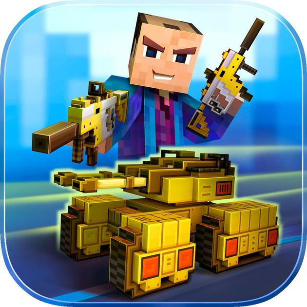 Block Сity Wars: game and skin export to minecraft on the App Store