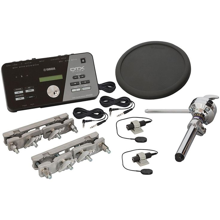 Yamaha Electronic Drum Hybrid Add on Package DTXHP570
