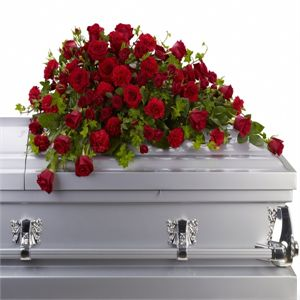 how to send flowers to funeral home online