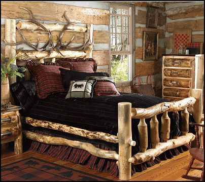 log cabin rustic style decorating cabin decor bear decor camping in the northwoods style antler decor log cabin boys theme bedroom cabin - Lodge Decor