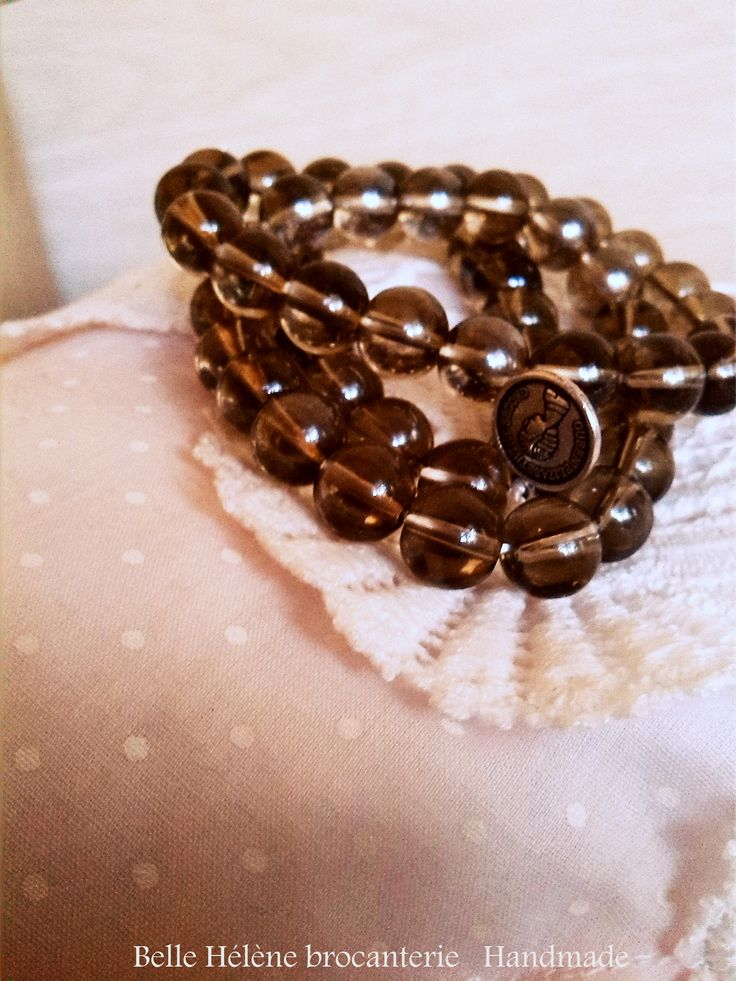 armband set van glaskralen