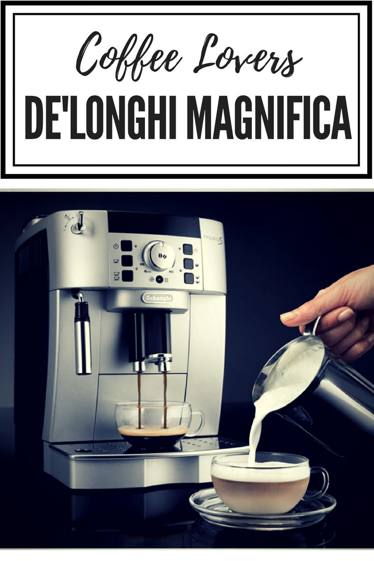 Macy's De'Longhi De'Longhi Magnifica Xs Fully Automatic Espresso and Cappuccino Machine with Manual Cappuccino System  Coffee lovers / coffee tools / appliances / home / kitchen