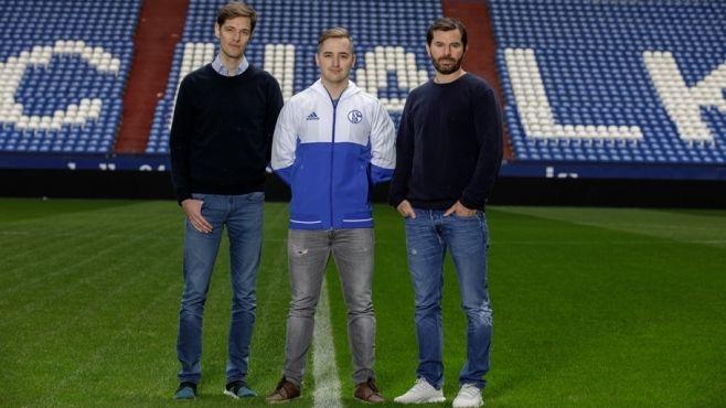 FC Schalke 04 Esports hire Mitch Krepo Voorspoels and Hans Christian Dürr