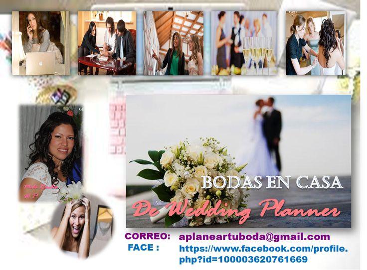 Lo primero que debes tener antes de planificar tu boda es una WEDDING PLANNER. Nosotros la tenemos solo faltas tu. =)