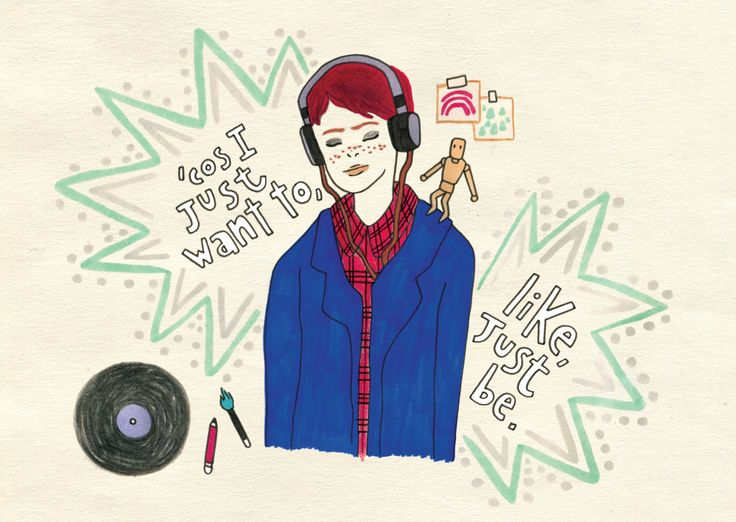 "Franky, ""Skins""  Illustration by Marta Baroni"