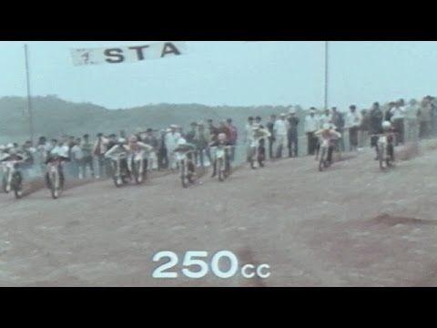 「全日本選手権第8回モトクロス日本グランプリ」250ccクラス - YouTube