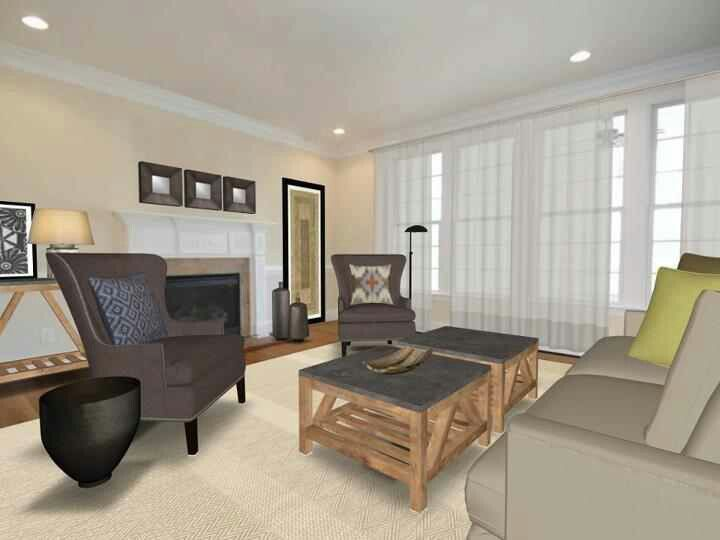 Living Room Design Tool Unique 63 Best 3D Interior Design Images On Pinterest  3D Interior Inspiration