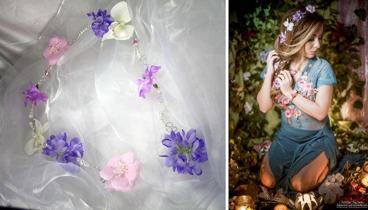 Disponible sur http://ift.tt/2meY4mu  Bijou de cheveux Cassie Pièce unique   Les secrets d'Aléna  - Marque déposée - Toute reproduction est interdite