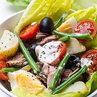 Salade niçoise de grand-mère de Sète
