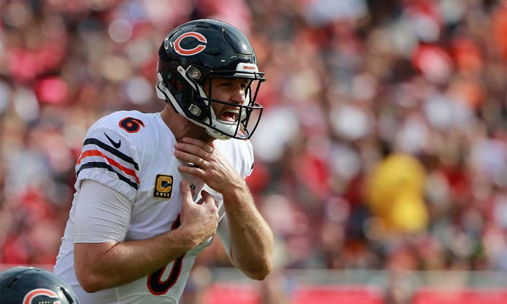 Jay Cutler is not the cause of the Chicago Bears' problems, and here's the proof