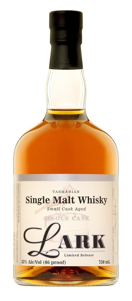 Lark Single Malt Single Cask Whisky - a lovely whisky