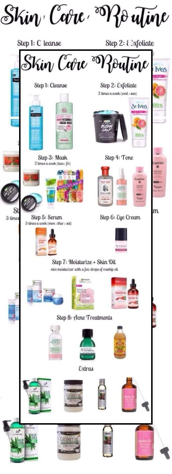Skin Care Product Reviews Dermatologist Tips For Healthy