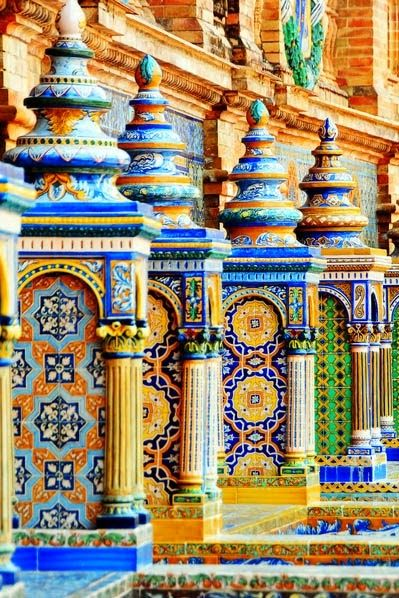 Ride Your Dragon: Leaving for Seville