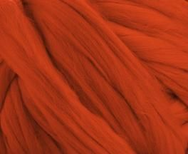 Merino Pumpkin Jumbo Yarn
