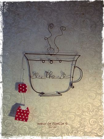 Un thé?
