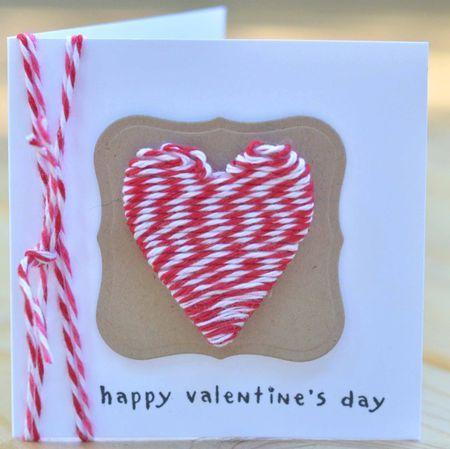 tarjeta Happy Valentine's Day