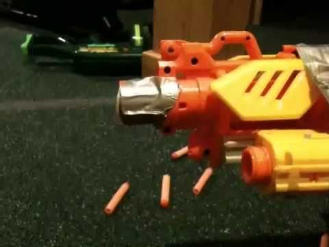 2012 automatic NERF gun! - http://timechambermarketing.com/uncategorized/2012-automatic-nerf-gun/