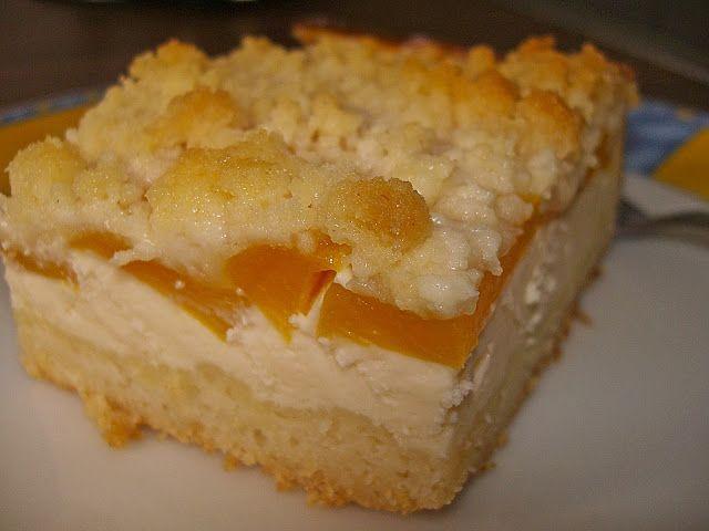 Süße Rezepte: Schneller Quark-Streuselkuchen mit Obst