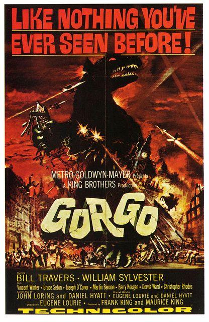 "MST3K 0909 'Gorgo' (1961) AKA""Thunderbore, Voyage to the Bottom of the Yawn, The Abysmal'"
