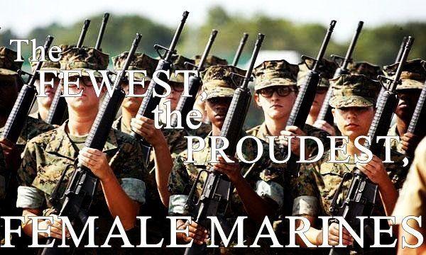 Marine Corps Essays (Examples)
