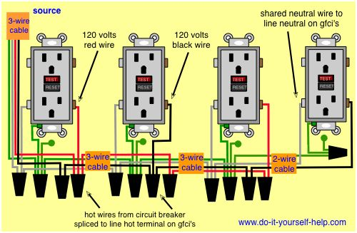 85 best images about electrical wiring on pinterest home. Black Bedroom Furniture Sets. Home Design Ideas