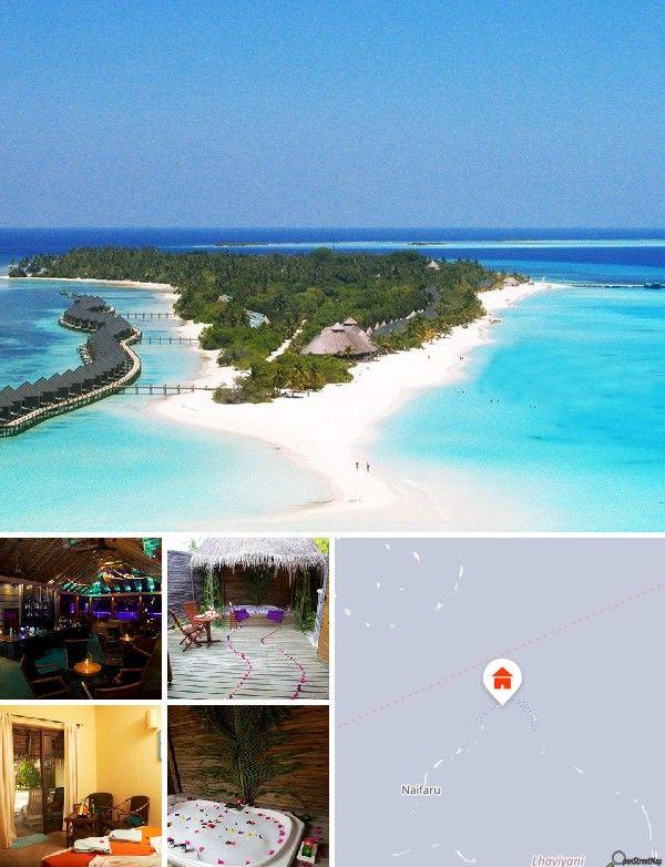 O resort situa-se no Atol Lhaviyani, numa área famosa pela sua abundância de espécies piscícolas. É um sonho tornado realidade, com mais de 3 km de areal e lagoas azuis. O resort fica no recife norte do Atol Lhaviyani, a cerca de 130 km a norte do Aeroporto Internacional Hulhule. Do aeroporto chega-se ao hotel por meio de hidroavião.