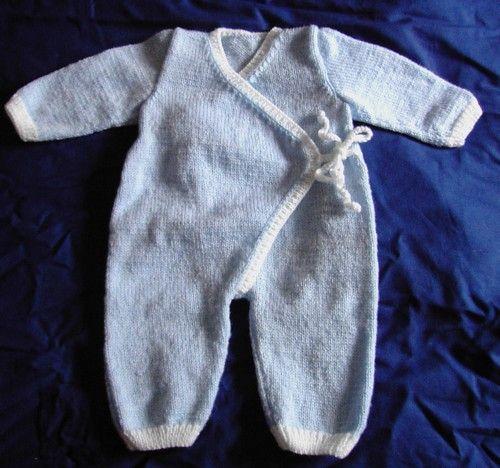 Tuto tricot layette naissance gratuit - Tuto tricot debutant gratuit ...