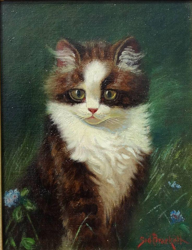 Tuxedo Kitten, Sidney Lawrence Brackett