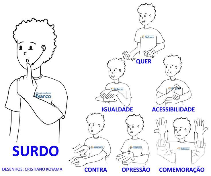 Vamos Aprender Libras? | Centro de Educação para Surdos Rio Branco
