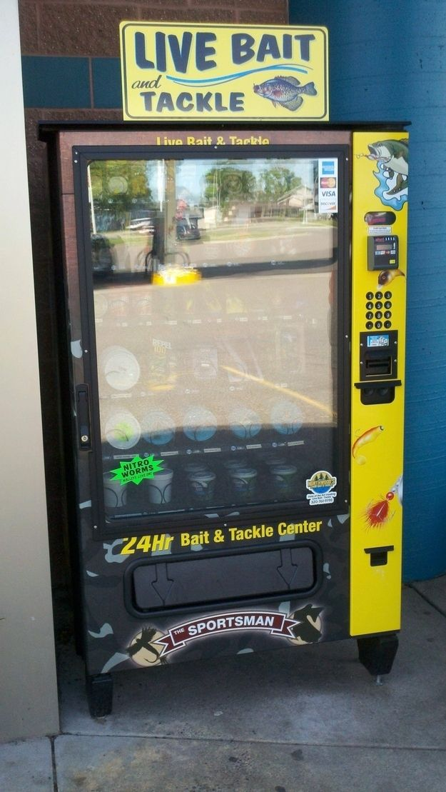 This vending machine. | The 29 Most Minnesotan Things That Ever Happened