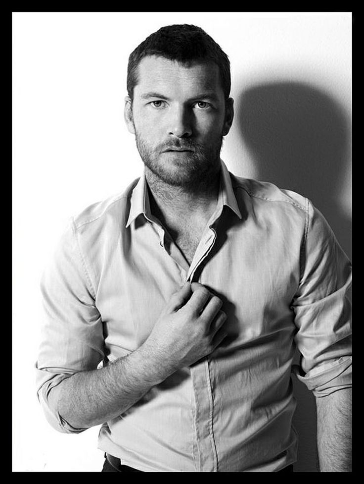 Sam Worthington, por Darren Tieste, 2012