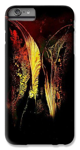 Light Fantasy IPhone 6 Plus Case Printed with Fine Art spray painting image Light Fantasy by Nandor Molnar (When you visit the Shop, change the orientation, background color and image size as you wish)