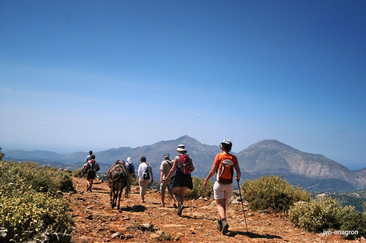 Outdoor activities at Enagron Ecotourism Village