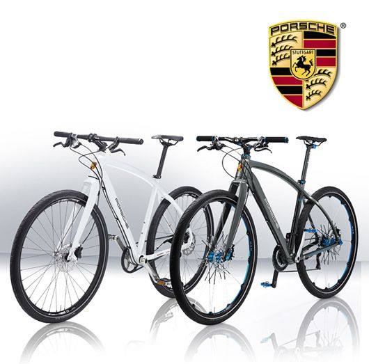 Porsche Design Bikes