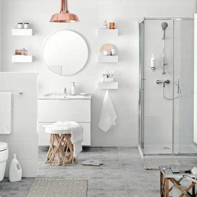 Łazienka – ciemna czy jasna? Dwie aranżacje, dwa różne style.