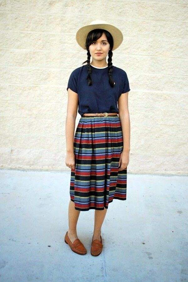 39 Pretty Mexican Women's Outfits