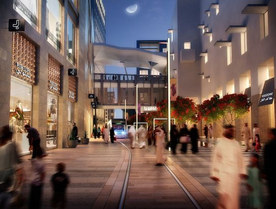 Qatar is targeting 76 Acres of LEED Certified Buildings When complete, the Msheireb regeneration project in the heart of Doha's historical district will