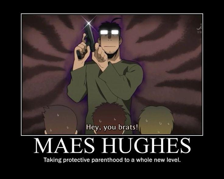 Maes Hughes by LolRandomRawr.deviantart.com on @deviantART