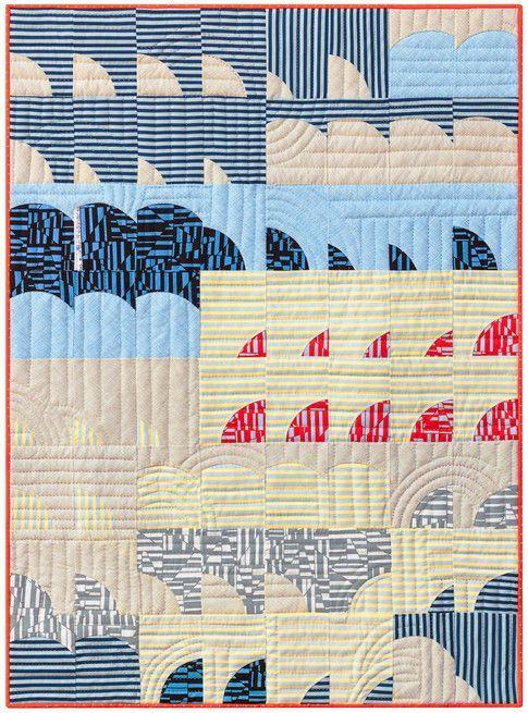 Tee Designer Pattern: Robert Kaufman Fabric Company