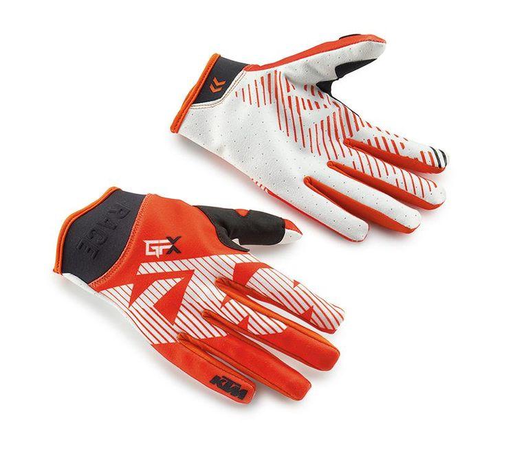 Thor KTM Gravity-FX Gloves MX Off-road BMX MTB Gloves