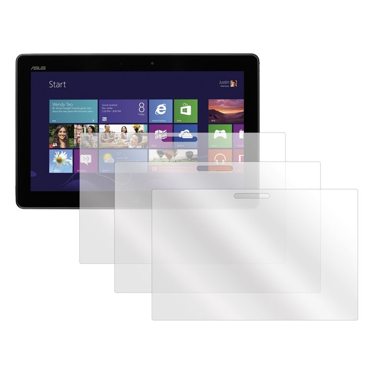 MGear Screen Protectors for Galaxy Tab S 10.5 (T800) - Set of 3