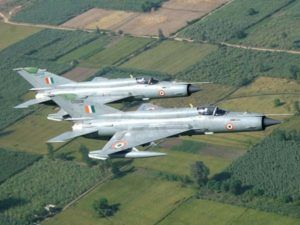 Defence forces lost 35 aircraft and 14 pilots in crashes since 2014. According to the data disclosed by the Indian Governmentin the Parliment, the Defence forces have since 2011, lost as many as 70 aircraft including helicopters killing 80 personnel.