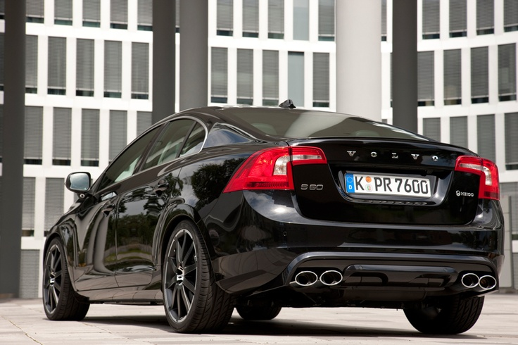 Volvo S60- this one... Or...