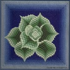 Resultado de imagen de bargello embroidery patterns