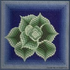 Resultado de imagen de bargello embroidery patterns